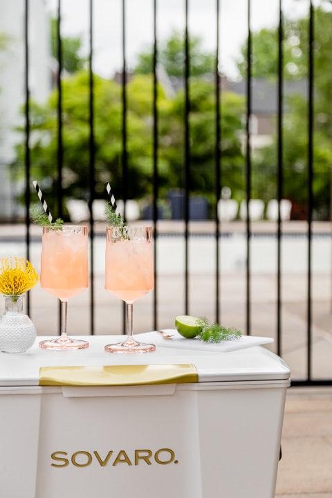 Poolside Cooler Cocktails 8