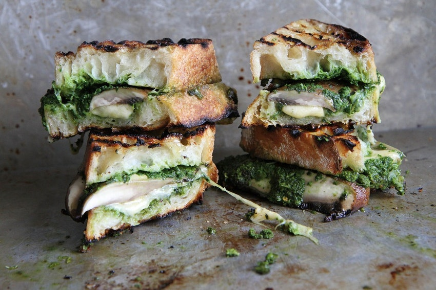 29 Fancy Grilled Cheeses for the Cheesiest Meal Ever