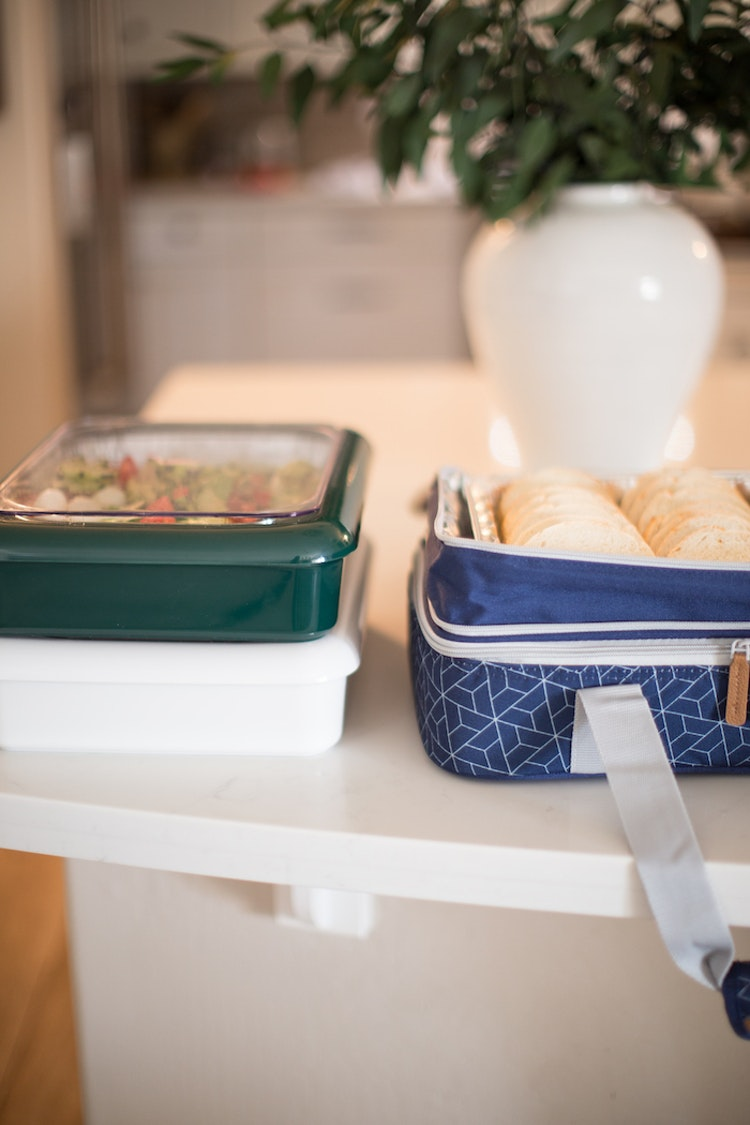 How to Transport Your Potluck Dish from Point A to Point B