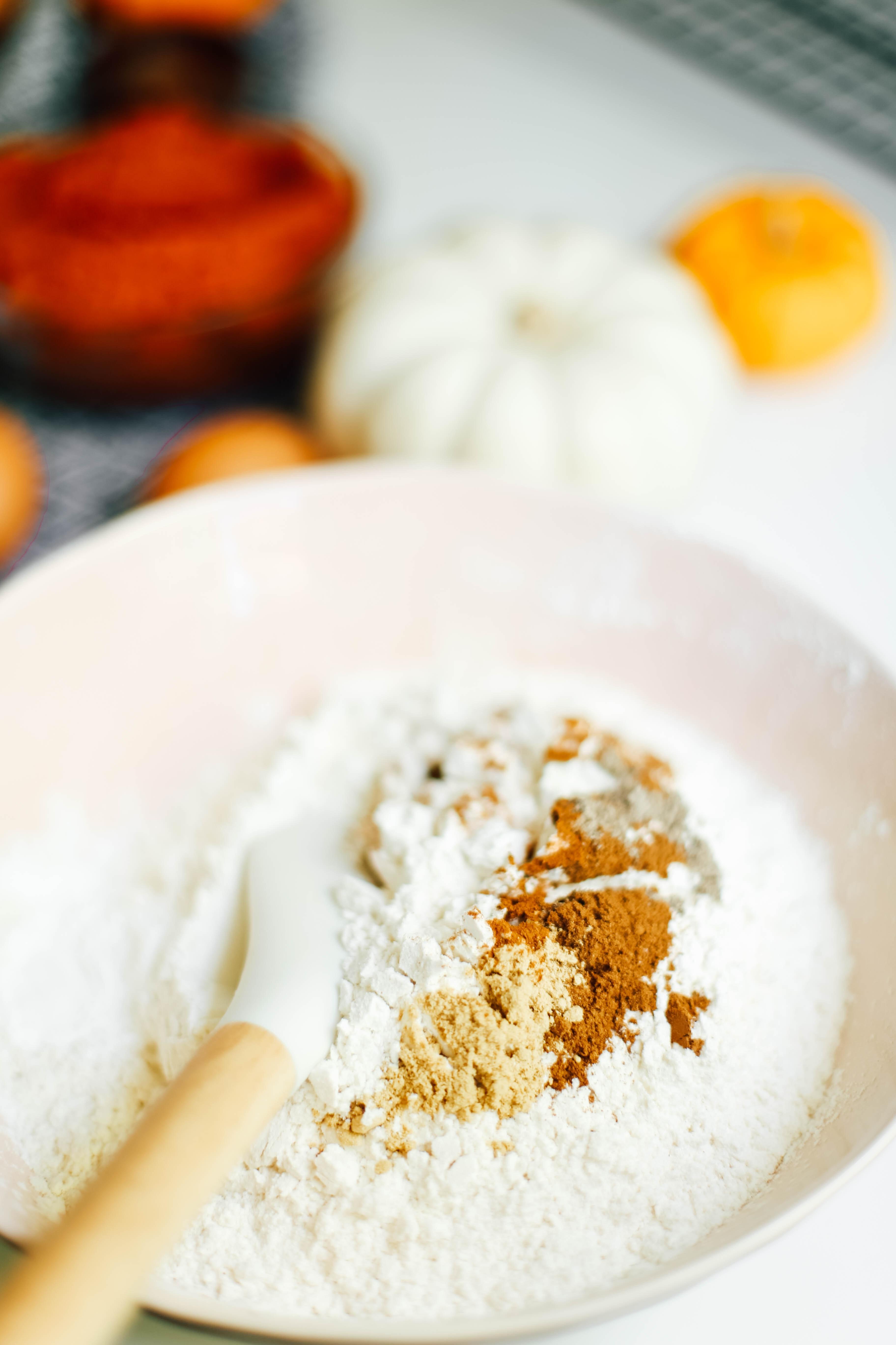 Pumpkin Layer Cake 4