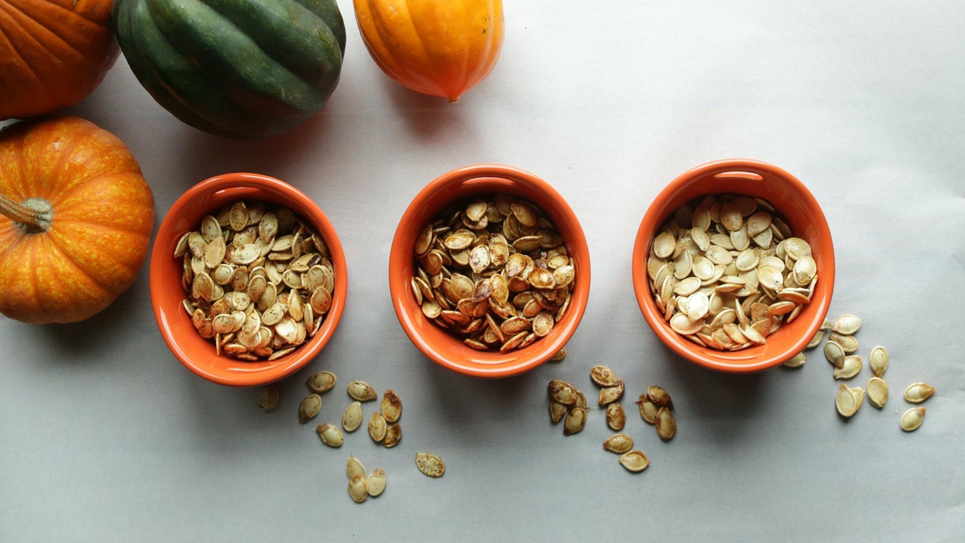 Homemade Pumpkin Seeds 3 Ways