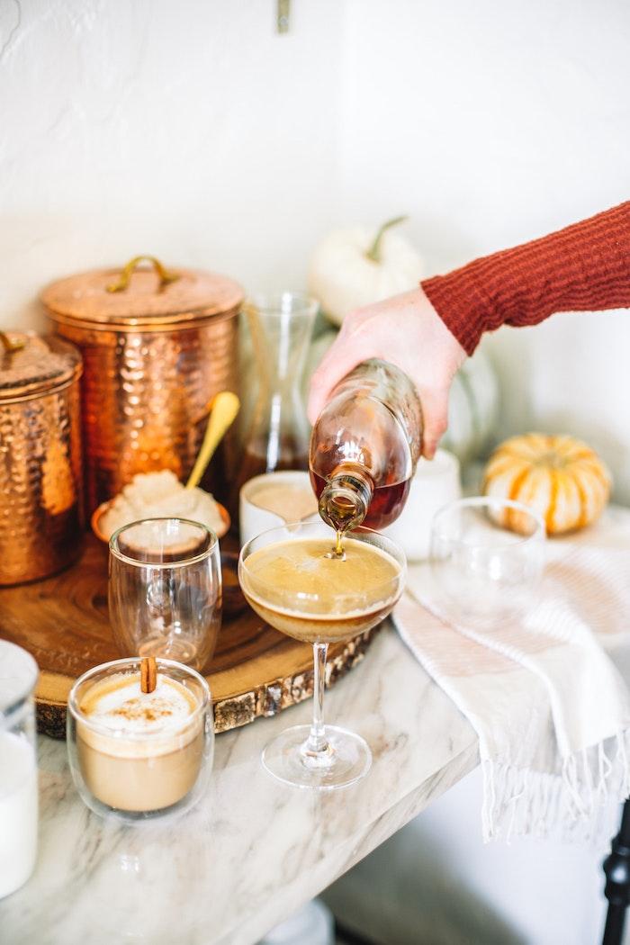 Pumpkin Spice Latte Espresso Bar 10
