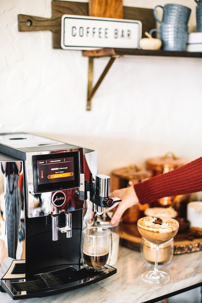 Pumpkin Spice Latte Espresso Bar 21