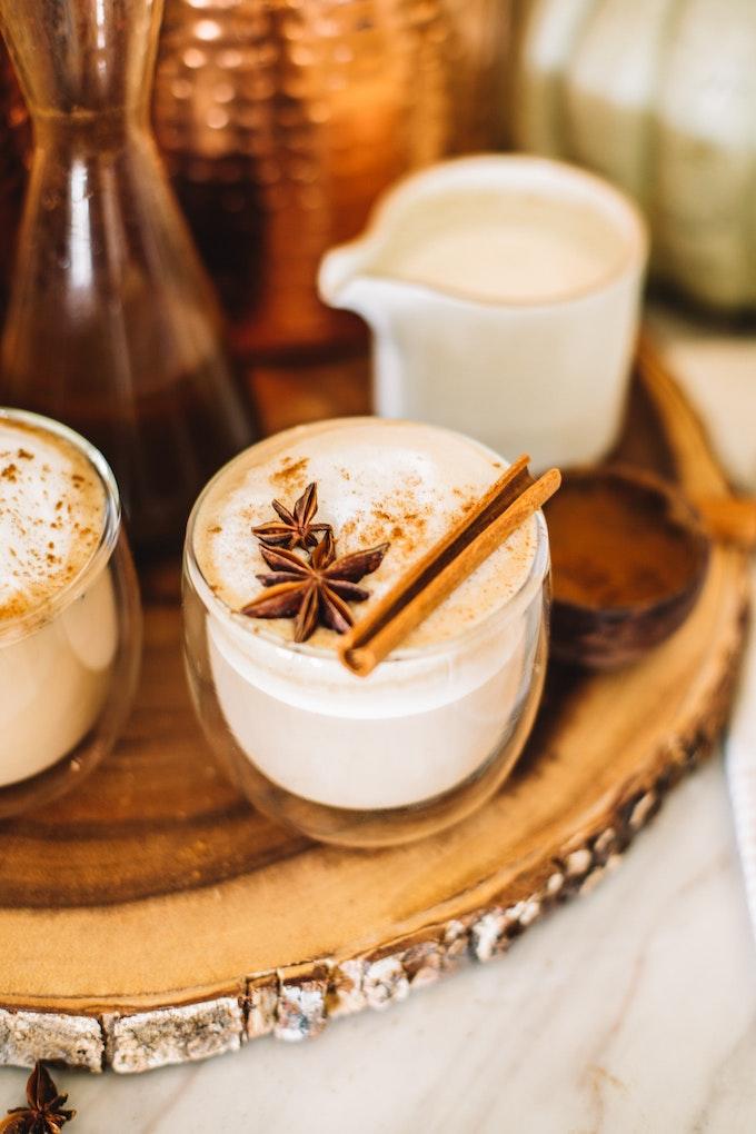 Pumpkin Spice Latte Espresso Bar 32