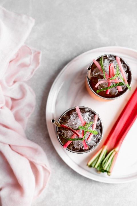 Rhubarb Juleps 8