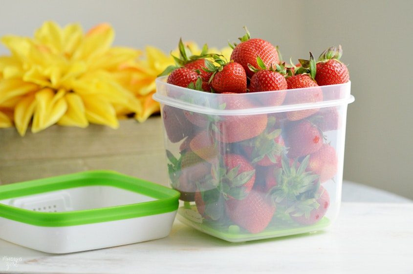 how to keep your fruits and vegetables fresher longer