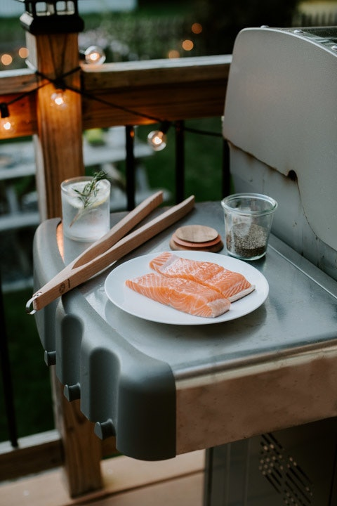 Salt Plank Salmon Compound Butter 9