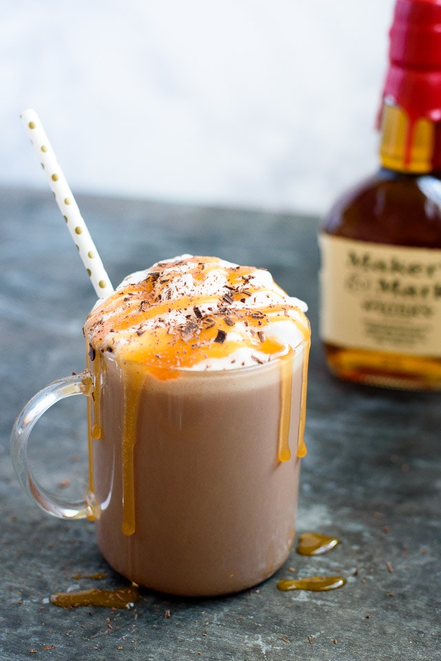 Salted Caramel Hot Cocoa 08