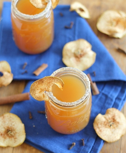 Simply Spiked Cider