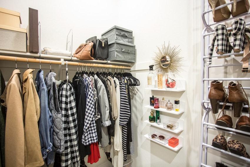Small Closet Organization Solutions