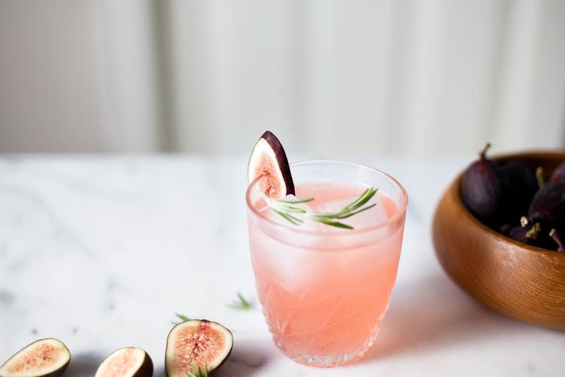 Sous Vide Fig Cocktails 6
