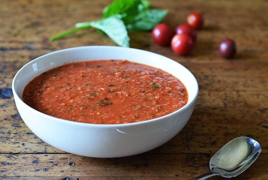 Sous Vide Tomato Sauce 865X582