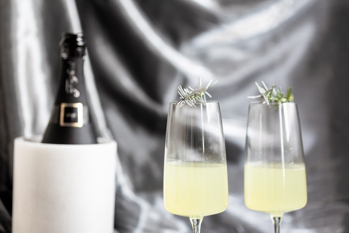 Sparkling Cocktails to Ring in the New Year