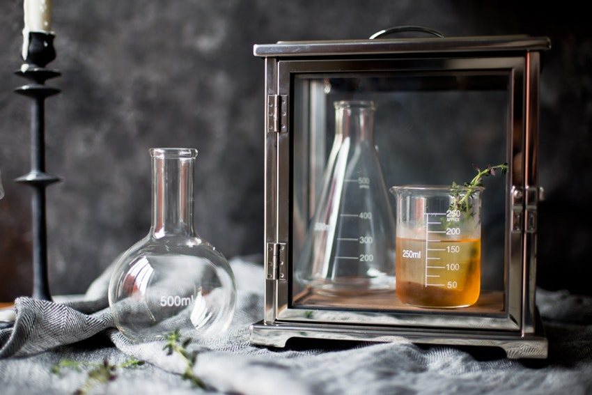 Spooky, Smoky Cocktails for Halloween