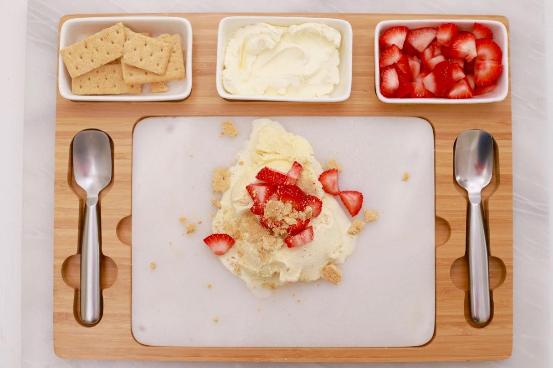 Strawberry Cheesecake Ice Cream 2 Gemma Stafford Jpg