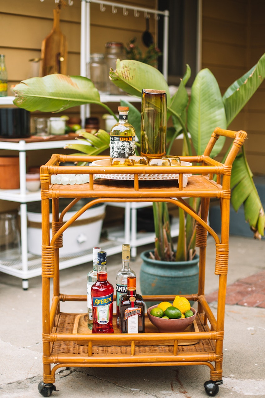 10 Home Bar Essentials You Need This Summer