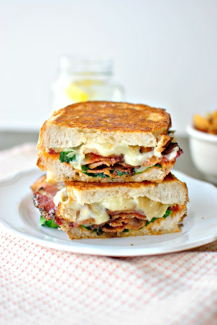 29 Fancy Grilled Cheeses for the Cheesiest Meal Ever | Dani
