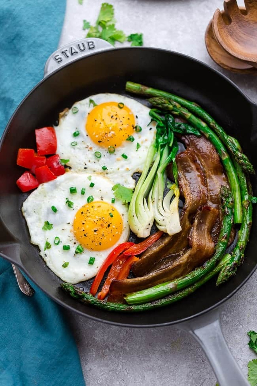 12 Easy Whole30 Breakfasts That You'll Want to Make Again (and Again)