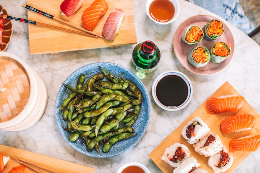 You Need to Throw This Sushi Night Party