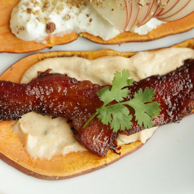 Sweet Potato Toast 15