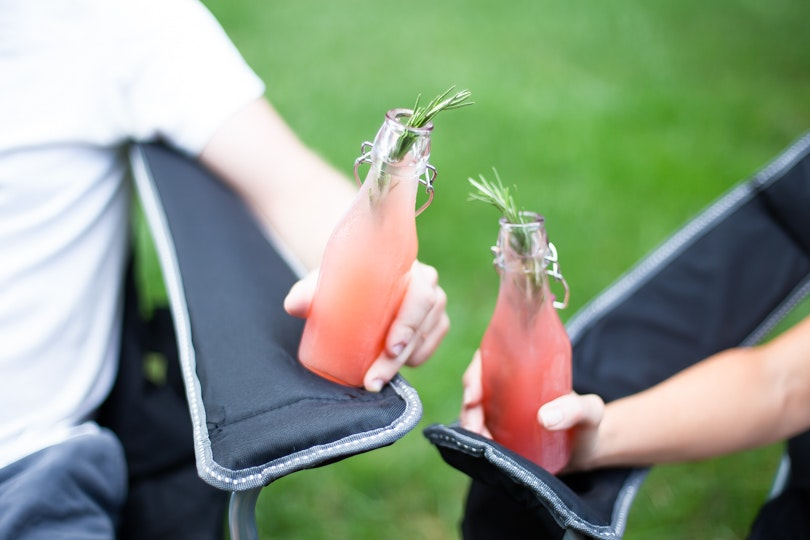 A Tailgate Cocktail You'll Want to Make All Football Season