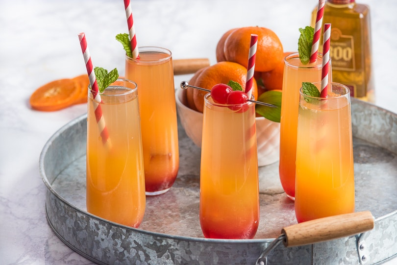 This Tequila Sunrise Is Sure to Brighten Your Day