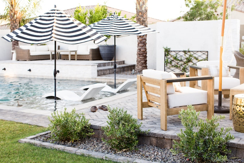 This Blogger's Backyard Space Is Major Outdoor Inspo