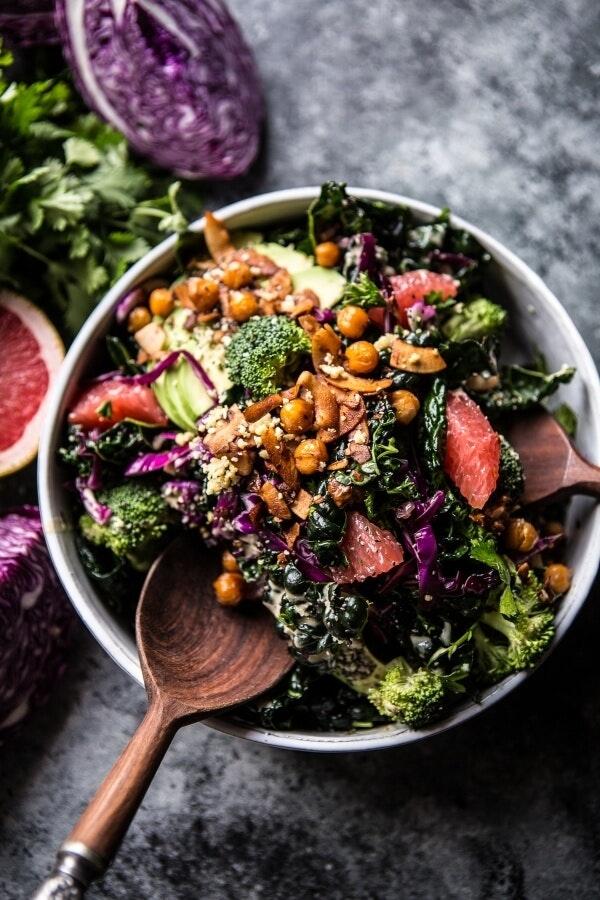 The Mean Green Detox Salad 11