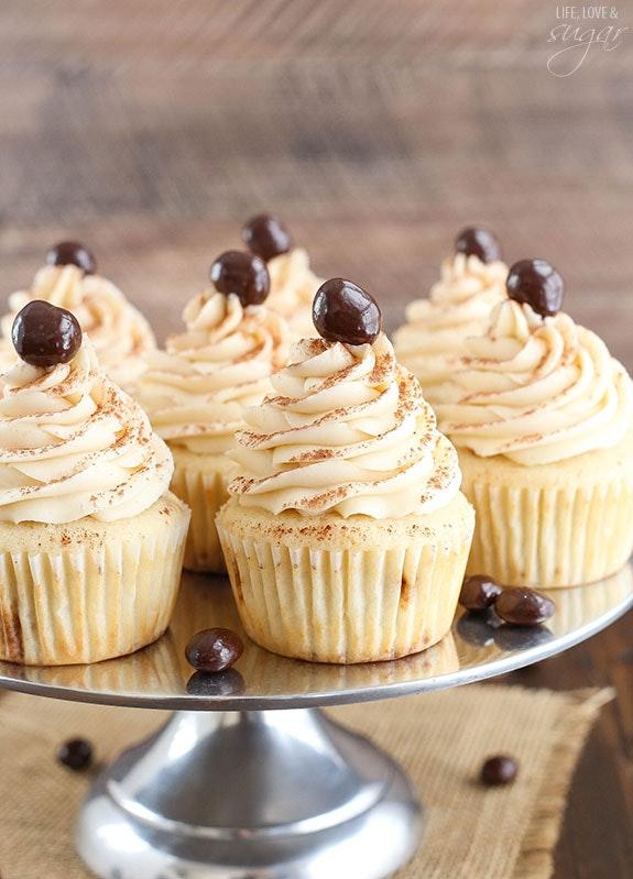 Tiramisu Cupcakes4