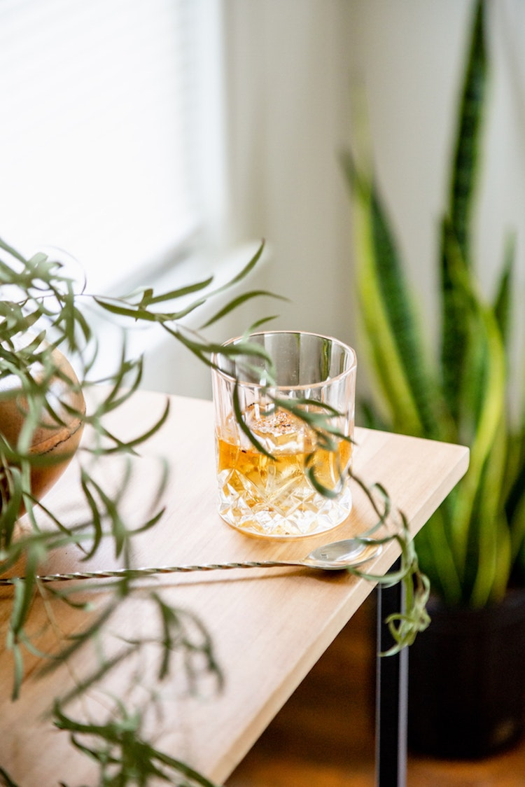 Upgrade Your Old Fashioneds with This Fall Produce