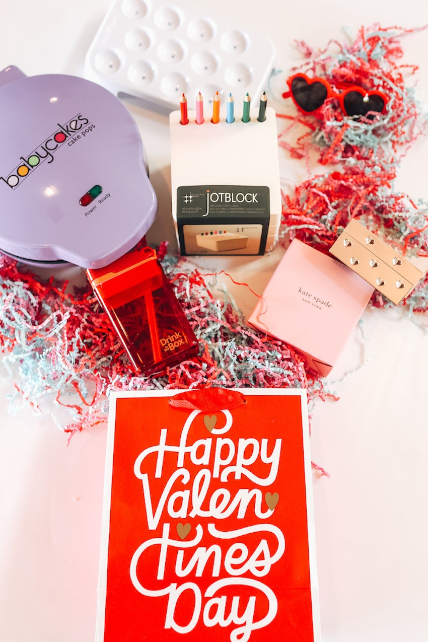Valentine S Day Gifts Ideas For Kids The Inspired Home