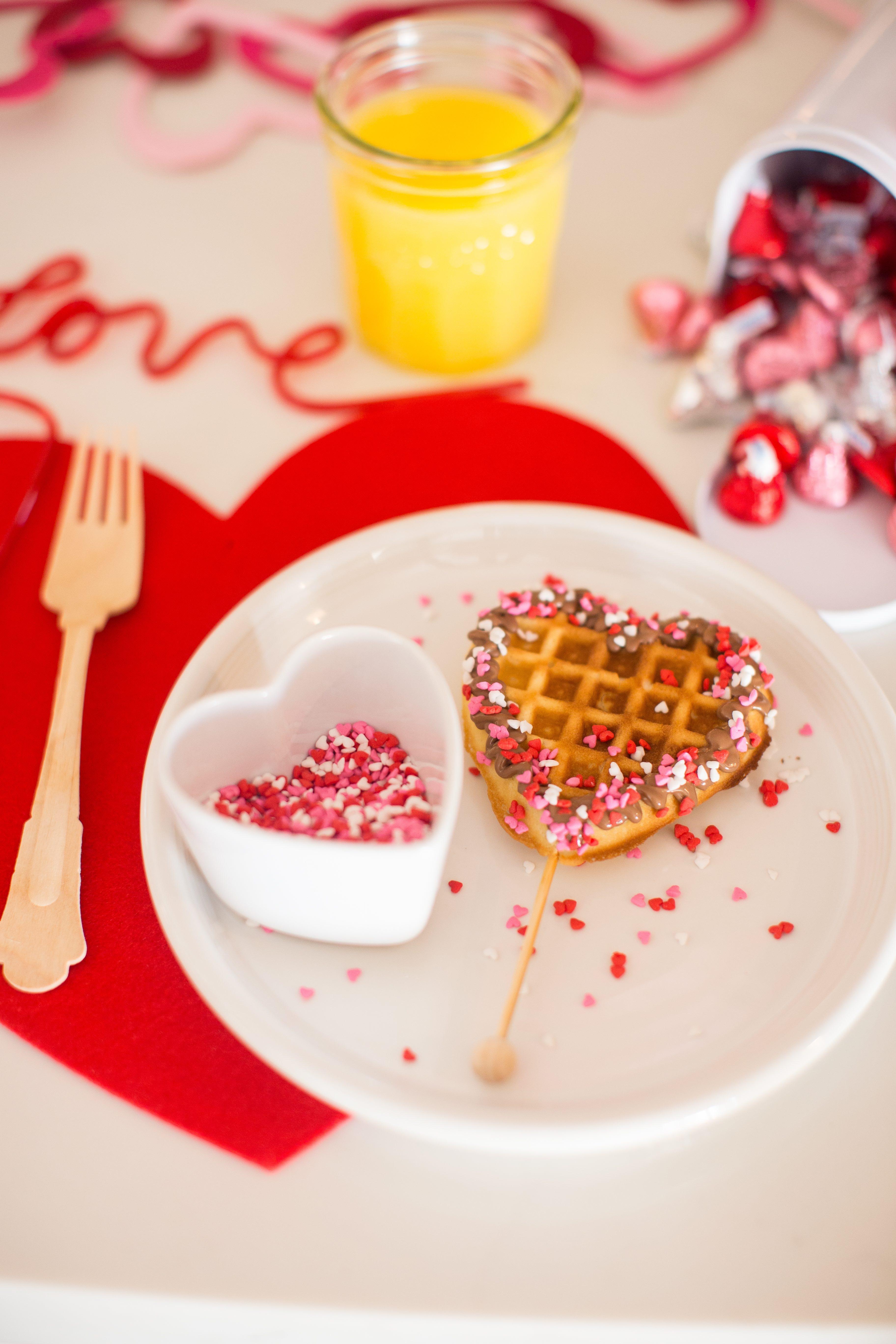 Valentines Heart Shaped Waffles Just Destiny 20 Resize