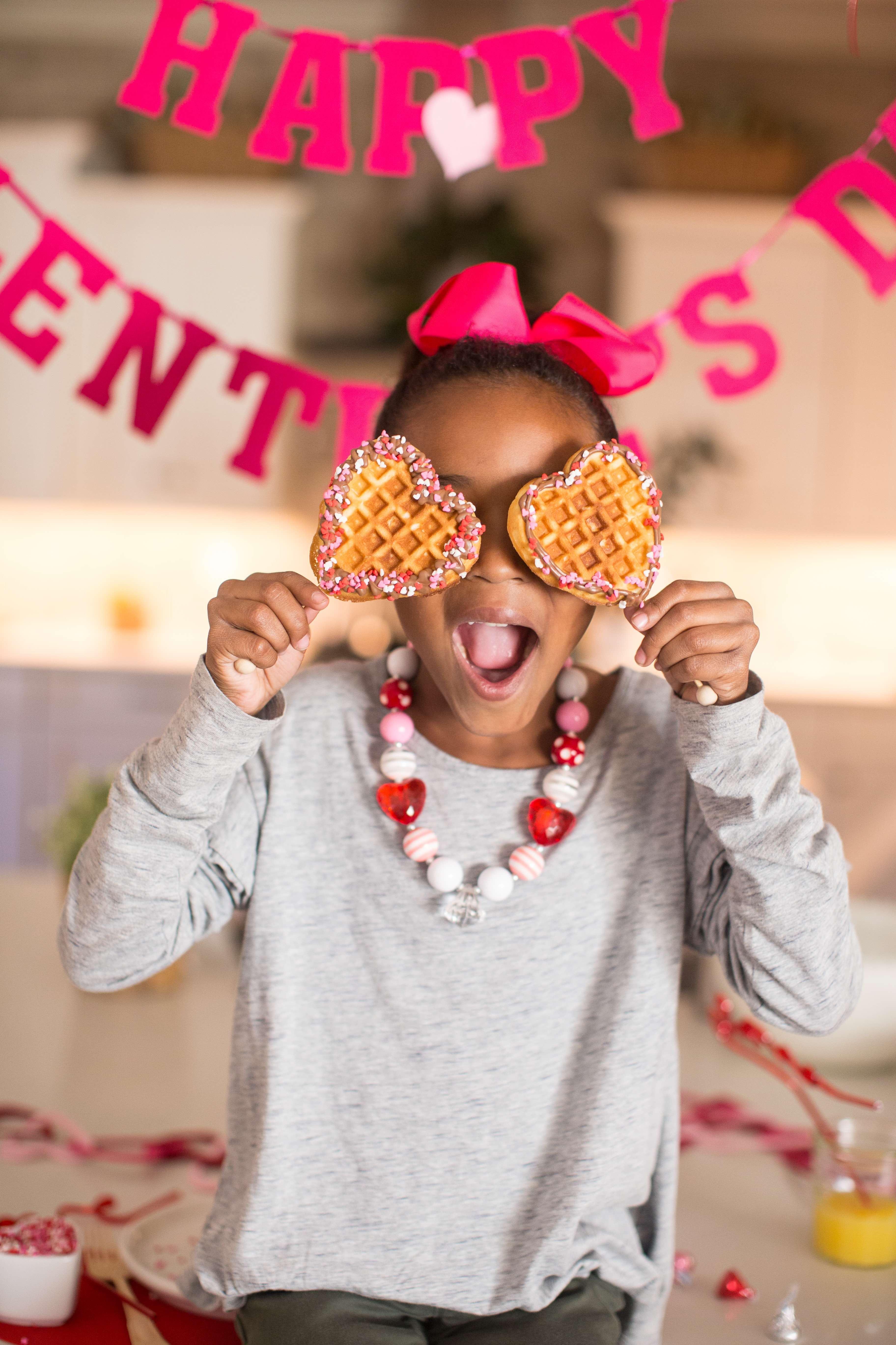 Valentines Heart Shaped Waffles Just Destiny 43 Resize