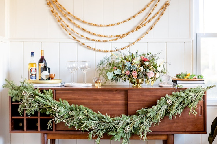 This Winter Gin & Tonic Station is Holiday Hosting Gold