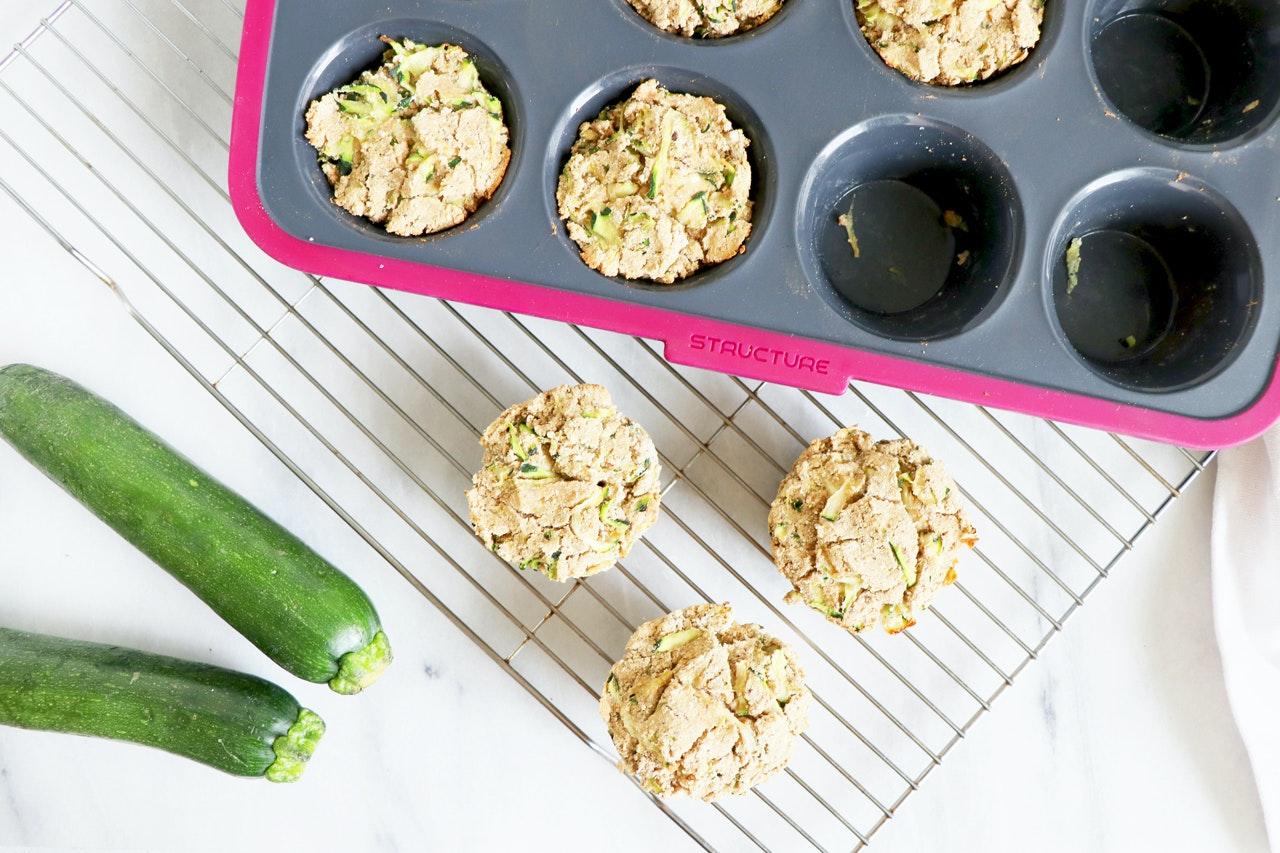 Zucchini Muffins4