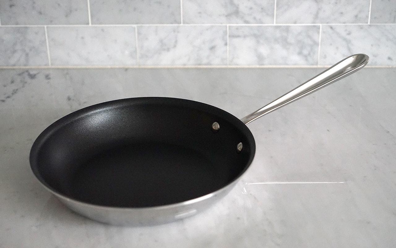 "All-Clad 10"" Non-Stick Pan"