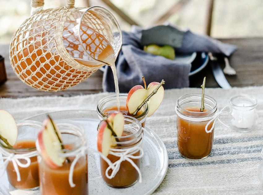 14 Autumnal Whiskey Cocktails to Get You Excited for Fall
