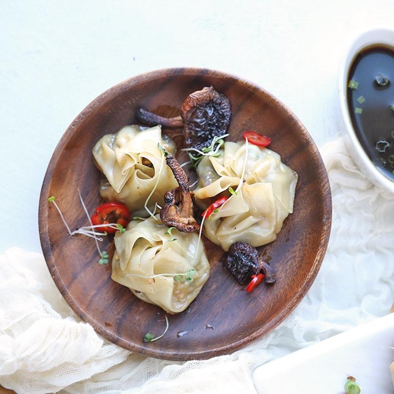 Asian Dumplings 5