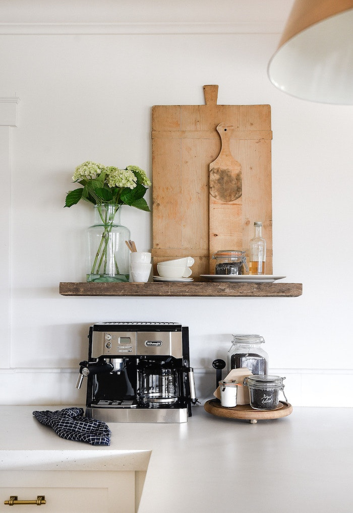 Create An At-Home Café to Make Your Morning a Little Brighter