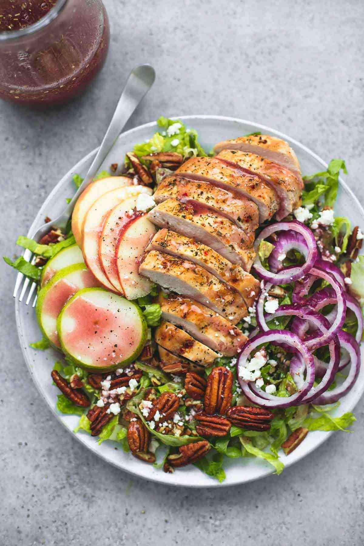 Autumn Harvest Salad 102