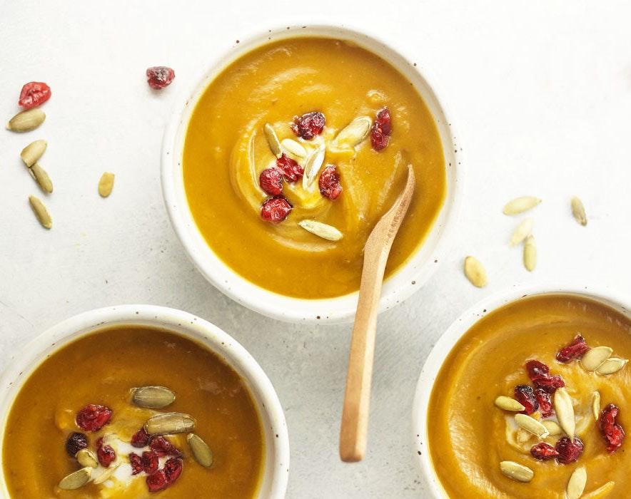 Best Butternut Soup