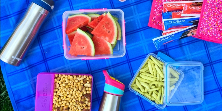 Super Cool Lunch Ideas for Day Campers
