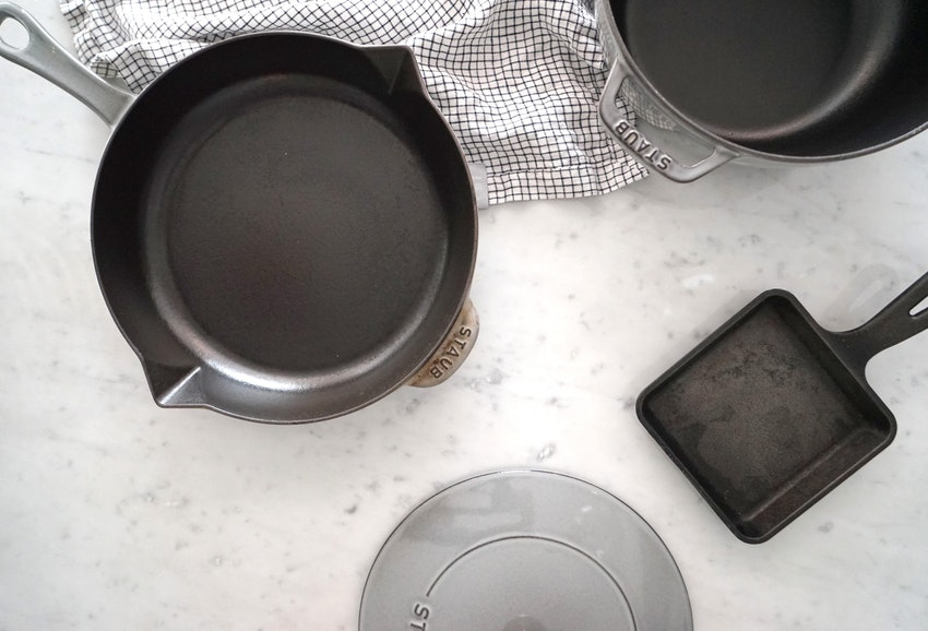 Everything You Need to Know About Cooking with Cast Iron