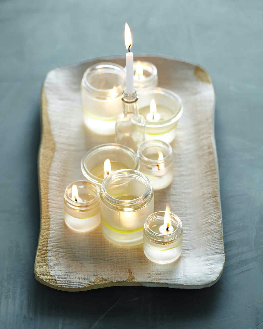 Chic And Modern Hanukkah Inspiration Inspired Home 3