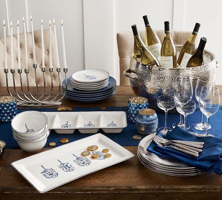 Make Your Hanukkah Décor Extra Chic & Modern This Year