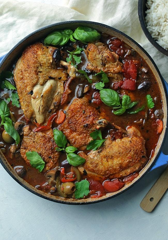 Chicken Cacc 10