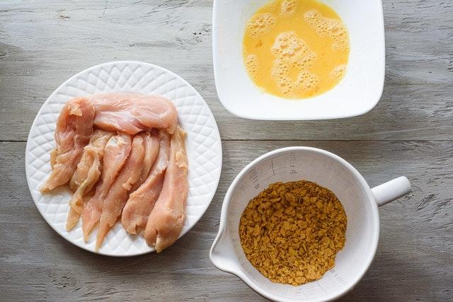 Chicken Prep