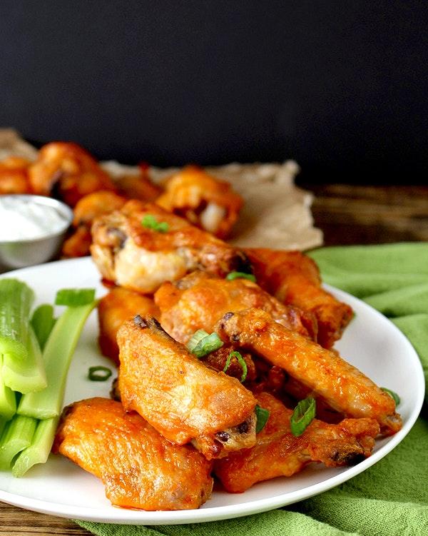 Chicken Wings Tall