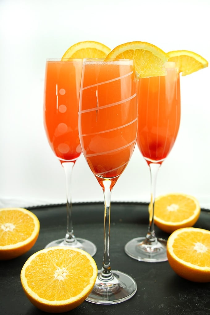 Christmas Mimosa Punch3
