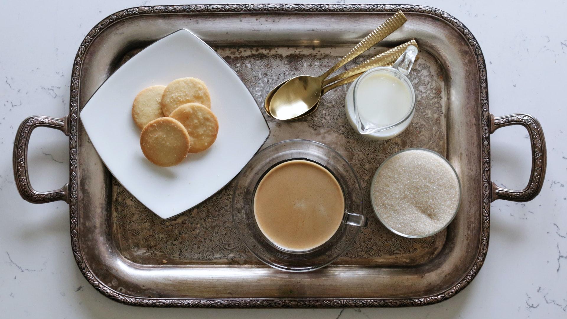 Caramel Macchiatos and Shortbread Cookies: The Perfect Pair
